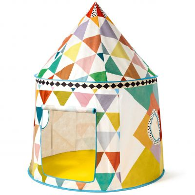 Tente de jeu multicolore  par Little big room by Djeco