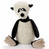 Peluche panda Beasts (36 cm) - Sigikid