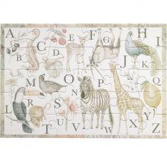 Puzzle Alphabet animaux (30 pièces)