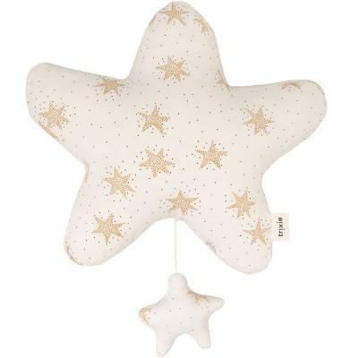 Coussin musical étoile Stars Trixie