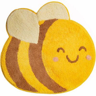 Tapis Bee Happy (54 x 57 cm)  par sass & belle