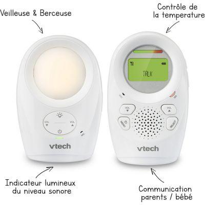 Babyphone Night Light Safe & Sound BM1211  par VTech