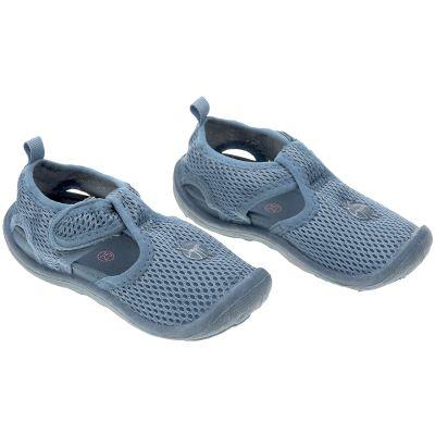 Chaussures de plage anti-dérapante Splash & Fun niagara bleu (18-21 mois)  par Lässig