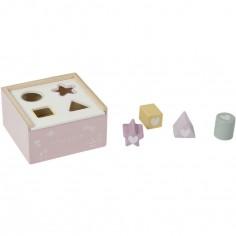 Boîte à formes Adventure pink