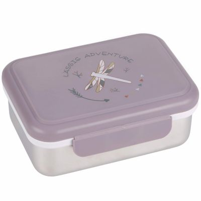 Lunch box en inox Adventure Libellule  par Lässig