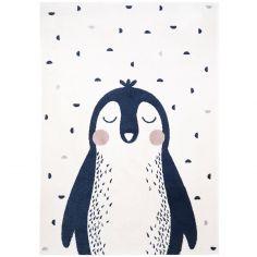 Tapis rectangulaire pingouin Baldwin (120 x 170 cm)