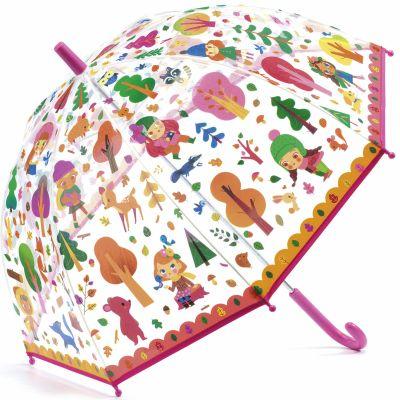 Parapluie enfant Forêt  par Djeco