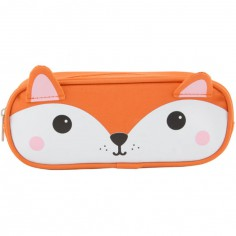 Trousse de crayon Kawaii Friends Hiro le renard