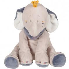 Peluche Bao l'éléphant (25 cm)