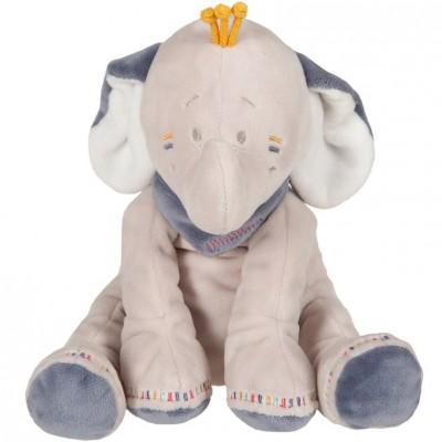 Peluche Bao l'éléphant (25 cm) Noukie's