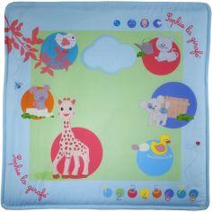 Tapis d'éveil intéractif Sophie la girafe Fresh Touch (100 x 100 cm)