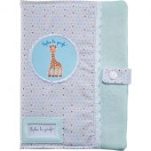 Protège carnet de santé Sophie la girafe - Sophie la Girafe