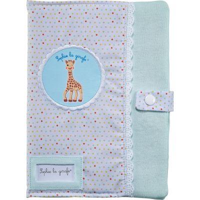 Protège carnet de santé Sophie la girafe  par Sophie la girafe