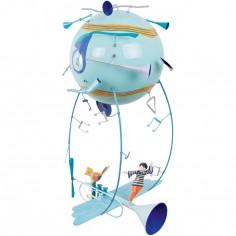 Mobile décoratif Schlumpeter Le Garçon à la Trompette