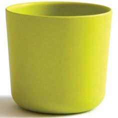 Gobelet en bambou Bambino vert citron (250 ml)