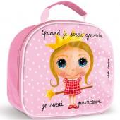Trousse de toilette Quand je serai grande je serai princesse - Isabelle Kessedjian
