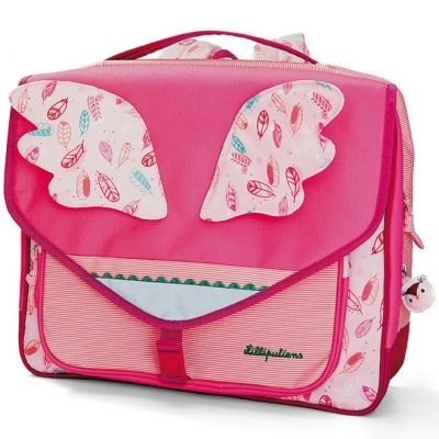 Grand cartable enfant Louise la Licorne