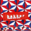 Petit cartable canvas Bintang  par Bakker made with love