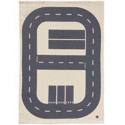 Tapis circuit pour voiture Aiden (90 x 130 cm)  par Kid's Concept