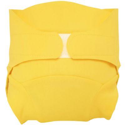 Culotte couche lavable classique TE2 jaune (Taille XS)