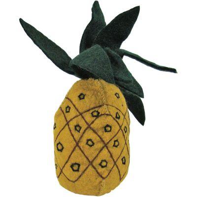 Ananas en feutrine  par Papoose