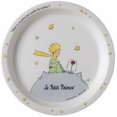 Assiette à rebord Le Petit Prince