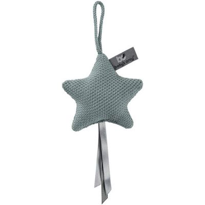Etoile décorative à suspendre Classic gris vert  par Baby's Only