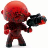 Figurine Super héros Magma (11 cm) - Djeco