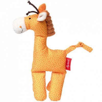 Peluche Girafe orange (22 cm) Sigikid
