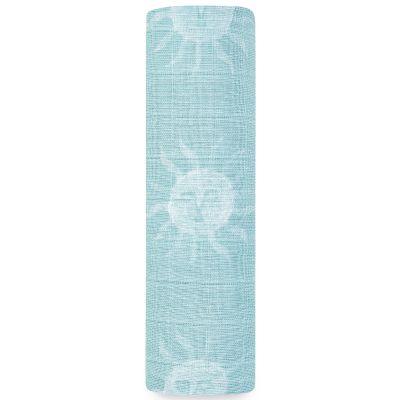 Maxi lange en coton Now +  Zen soleil (120 x 120 cm)