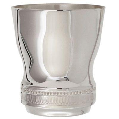 Timbale Marie Louise personnalisable (métal argenté) dans son coffret  par Daniel Crégut