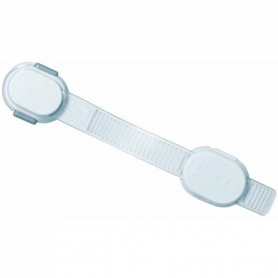 Bloque portes multifonctions blanc  par Safety 1st