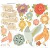 Sticker Canard Home sweet home - Love Maé