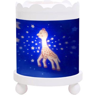 Manège magique Sophie la girafe voie Lactée blanc  par Trousselier