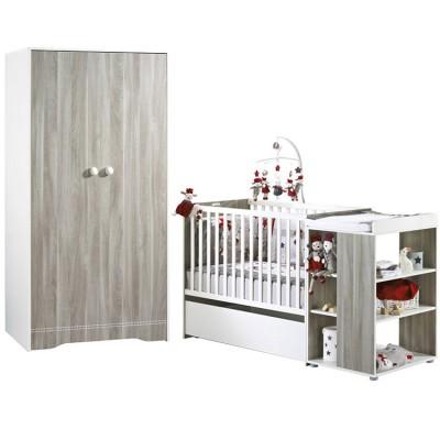 Lit evolutif baby price prix - Chambre bebe complete cdiscount ...