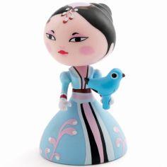 Poupée de plastique Princesse Himeka (11 cm)