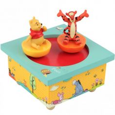 Boîte à Musique magnétique Winnie l'ourson l'Ourson & Tigrou