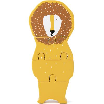 Puzzle vertical en bois Mr. Lion  par Trixie