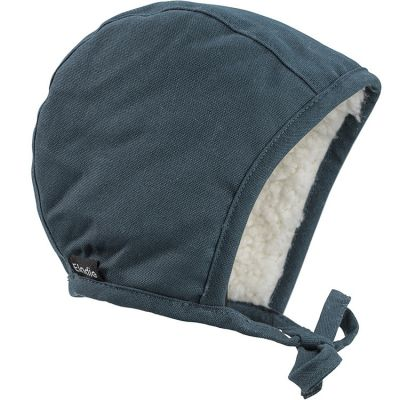 Bonnet vintage béguin Juniper Blue (6-12 mois)  par Elodie Details