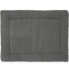 Tapis de jeu Teddy storm grey gris (80 x 100 cm)