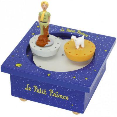 Boîte à musique magnétique Le Petit Prince  par Trousselier