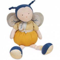Peluche géante Pollen l'abeille bio (90 cm)