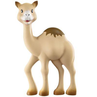 Jouet de dentition dromadaire Al'Thir le compagnon  par Sophie la girafe