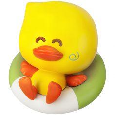 Canard de bain avec témoin de température