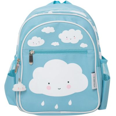 Sac à dos enfant nuage bleu  par A Little Lovely Company