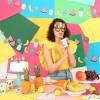 Lot de 8 assiettes en carton fruits Tutti Frutti  par My Little Day