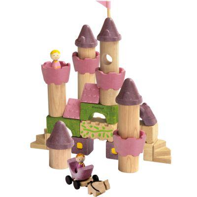 Blocs de construction Fées (35 pièces) Plan Toys
