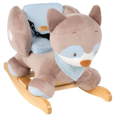 Bascule Bob raton le laveur Nattou