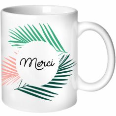 Mug Maîtresse Jungle (personnalisable)