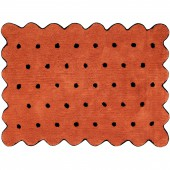 Tapis lavable biscuit terracota (120 x 160 cm) - Lorena Canals